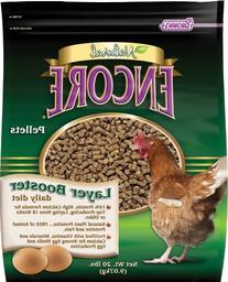 F.M. Brown's Encore Natural Egg Layer Booster Daily Diet for