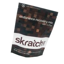Skratch Labs Endurance Recovery Mix Coffee, 12 serving