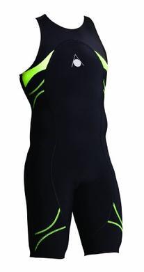 Aqua Sphere Men's Energize Compression Speed Suit, Black, 34