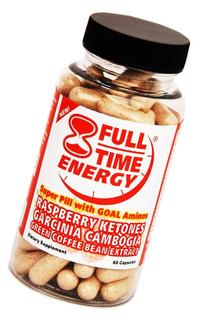 Full-Time Energy AMINO Super Pill with Raspberry Ketones