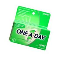One-A-Day Energy Multivitamin, 50-Count