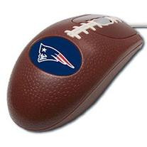 New England Patriots Pro-Grip Optical Mouse