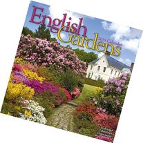 English Gardens Calendar - 2015 Wall calendars - Garden