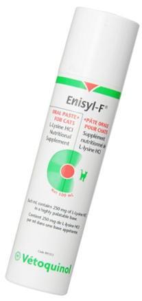 Vetoquinol Enisyl-F Oral Paste for Cats, 100ml