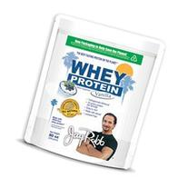 Jay Robb Enterprises - Whey Protein Vanilla, 80oz Bag