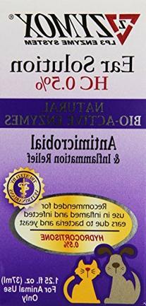 Zymox Enzymatic Ear Solution with 0.5 Hydrocortisone
