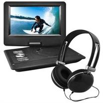 Ematic EPD116 Portable DVD Player - 10 Display - 1024 x 600