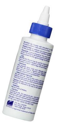 Virbac Epi-Otic Ear Cleaner, 4 oz