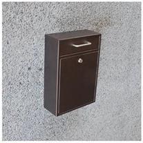 Epoch Locking Drop Box, Bronze