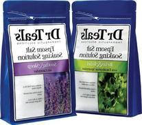 Dr. Teals Epsom Salt Soaking Solution Bundle - 1 Relax &