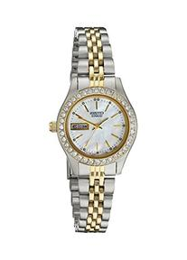 Citizen Women's Quartz Watch with Crystal Accents, EQ0534-