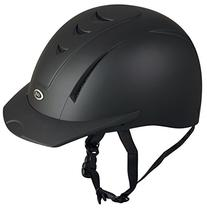 IRH Equi-Pro Helmet, Matt Black, Medium/Large