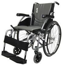 Karman Healthcare S-Ergo115Q20SS S-Ergo 115 20 in. seat
