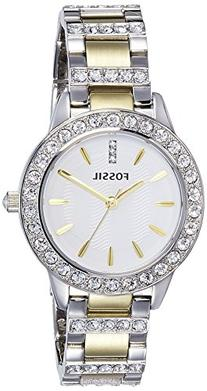 Women's ES2409 Jesse Two-Tone Stainless Steel Watch with