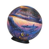 "Esphera 360 9"" 540 Pieces Sphere Art: Lassen's ""Reef of"