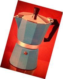 Mr. Coffee 6 Cup Espresso Maker for Stovetop