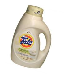 Tide Pure Essence Liquid Detergent, 2x Concentrated, White