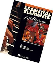 Essential Elements for Strings: Book 1 with EEi