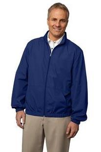 Port Authority Men's Essential Jacket 3XL Mediterranean Blue