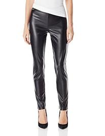 Calvin Klein Women's Essential Power Stretch Pleather Front