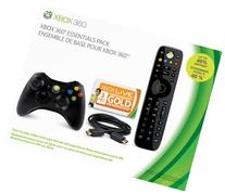 Microsoft Essentials Pack Accessory Bundle for Xbox 360