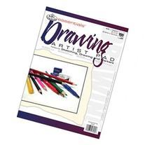 Essentials Artist Paper Pads-Drawing-100 Sheets