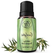Eucalyptus Oil by Ovvio Oils   Premium Therapeutic Grade  