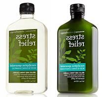 Bath & Body Works Eucalyptus Spearmint Body & Shine Shampoo
