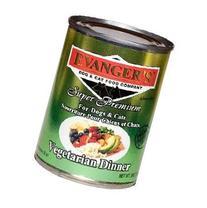 Evanger's Low Fat Vegetarian Dinner Canned Dog & Cat Wet