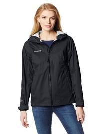 Columbia Women's EvaPOURation Jacket-Black-S