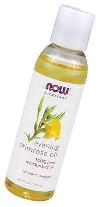 NOW Solutions Evening Primrose Oil, 4-Ounce