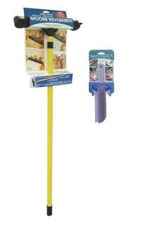 Evriholder 250I-180I-AMZ FURemover Broom with Squeegee and