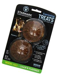 Everlasting Treat for Dogs, Wheat Free Chicken, Medium, 2-
