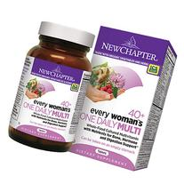 New Chapter Every Woman's One Daily 40+ Multivitamin,