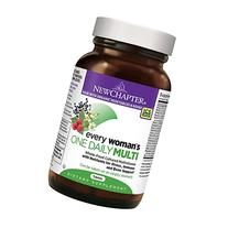 New Chapter Every Woman's One Daily, Women's Multivitamin