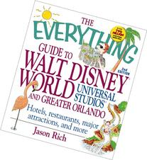 Everything Guide Walt Disney