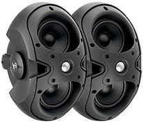 EV EVID-3.2 2-Way Twin 3.5In Woofers/150W  Installation &
