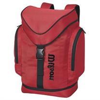 Wilson Evolution Basketball Backpack-Red - WTB184000