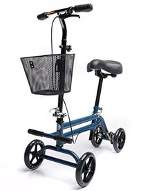 Evolution Steerable Seated Scooter Mobility Knee Walker