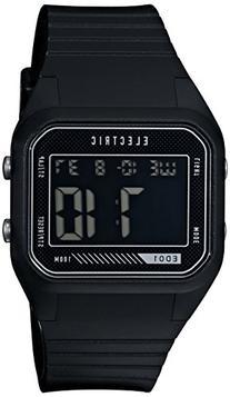 Electric Men's EW0110030001 ED01 Plastic Watch with Black