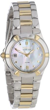 "Citizen Women's EW1534-57D Eco-Drive ""Riva"" Two-Tone Watch"