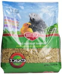 Kaytee Exact Natural Bird Food for Parrots and Conures 4-