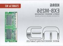 Korg EXBM256 Sample Memory Expansion For PA3x,M3 & Pa2XPro
