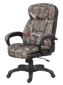 Office Stor Executive Style Chair, Mossy Oak
