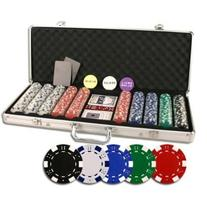 Da Vinci 500 piece Executive 11.5gr Dice Style Poker Chip