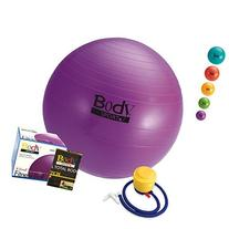 Exercise Ball With Pump  - by BodySport - Strengthen Your