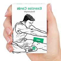 EXERCISE CARDS by WorkoutLabs: Visual Bodyweight Workout