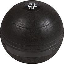 Exercise Slam Medicine Ball-15 Lbs-By Trademark Innovations