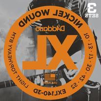 D'Addario EXL140-3D Nickel Wound Electric Guitar Strings,