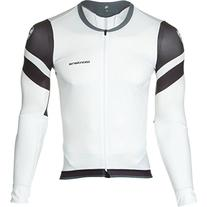 Giordana EXO System Long Sleeve Jersey - Men s White Black 20f1a8a79